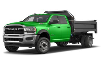 2021 RAM 5500 Chassis - Green Angel