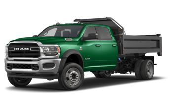 2020 RAM 5500 Chassis - Bright Green