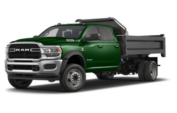 2019 RAM 5500 Chassis - Tree Green