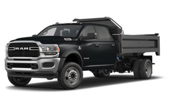 2021 RAM 5500 Chassis - Maximum Steel Metallic