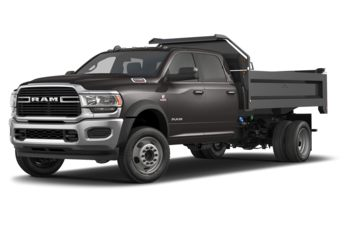 2019 RAM 5500 Chassis - Granite Crystal Metallic