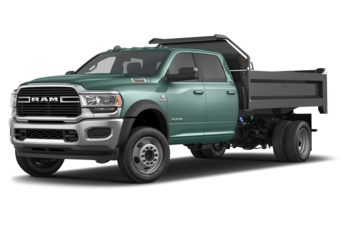 2020 RAM 5500 Chassis - Light Green