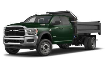 2020 RAM 5500 Chassis - Timberline Green Pearl