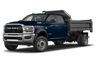 2019 RAM 5500 Chassis - Patriot Blue Pearl
