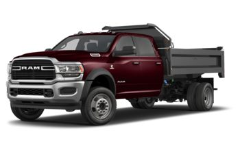 2020 RAM 5500 Chassis - Red Pearl