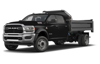 2019 RAM 5500 Chassis - Diamond Black Crystal Pearl