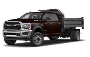 2019 RAM 5500 Chassis - Dark Brown