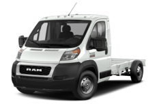 ProMaster 3500 Cab Chassis