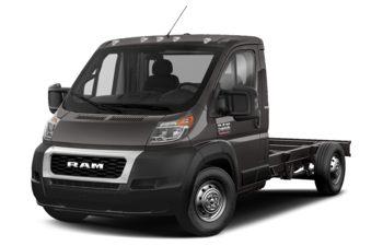 2019 RAM ProMaster 3500 Cab Chassis - Granite Crystal Metallic