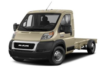 2020 RAM ProMaster 3500 Cab Chassis - Sandstone Pearl