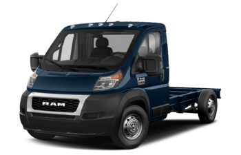 2020 RAM ProMaster 3500 Cab Chassis - Patriot Blue Pearl