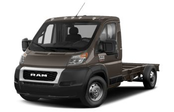 2019 RAM ProMaster 3500 Cab Chassis - Walnut Brown Metallic
