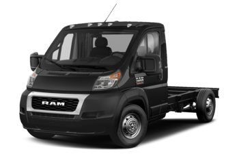 2020 RAM ProMaster 3500 Cab Chassis - Black
