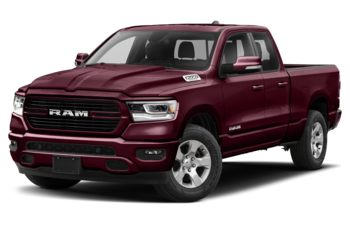 2019 RAM 1500 - Red Pearl