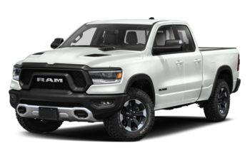 2021 RAM 1500 - Bright White