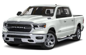 2020 RAM 1500 - Bright White