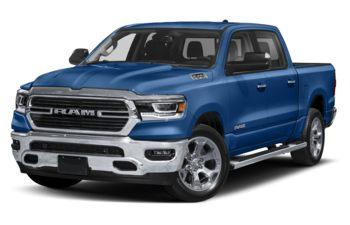 2019 RAM 1500 - Blue Streak Pearl