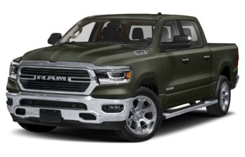 2020 RAM 1500 - Flame Red