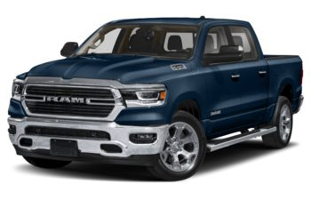 2021 RAM 1500 - Patriot Blue Pearl