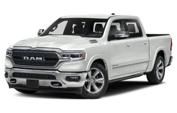 2019 RAM 1500 - Ivory Tri-Coat Pearl