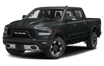 2021 RAM 1500 - Maximum Steel Metallic