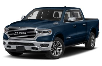 2019 RAM 1500 - Patriot Blue Pearl