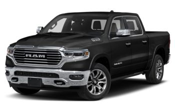 2020 RAM 1500 - Diamond Black Crystal Pearl