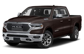 2019 RAM 1500 - Rugged Brown Pearl