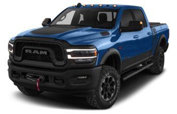 2019 RAM 3500 - Blue Streak Pearl