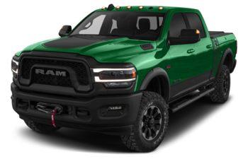 2019 RAM 3500 - Bright Green