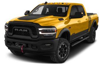 2019 RAM 3500 - Construction Yellow