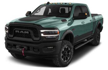2019 RAM 3500 - Light Green