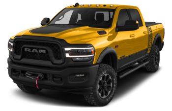 2019 RAM 3500 - Detonator Yellow