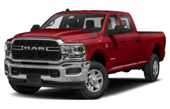 2019 RAM 2500 - Case IH Red