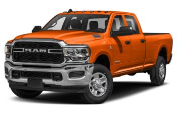 2021 RAM 2500 - Omaha Orange