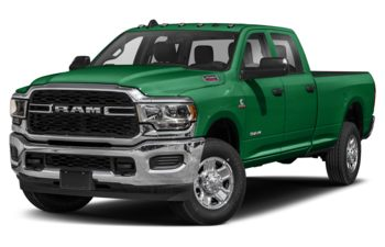 2019 RAM 2500 - Bright Green