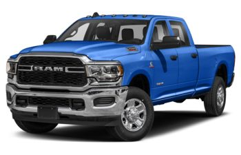 2019 RAM 2500 - New Holland Blue