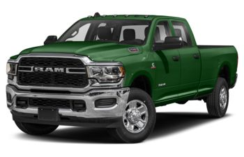 2021 RAM 2500 - Tree Green