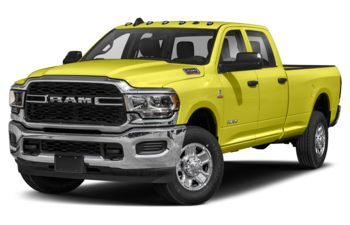 2021 RAM 2500 - National Safety Yellow