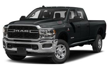 2019 RAM 2500 - Maximum Steel Metallic