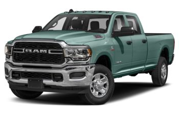 2019 RAM 2500 - Light Green