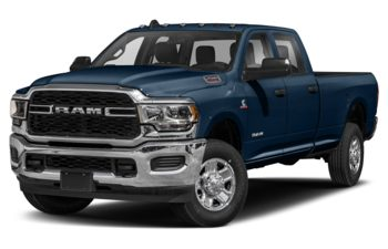 2019 RAM 2500 - Patriot Blue Pearl