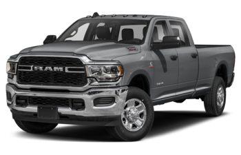 2021 RAM 2500 - Billet Silver Metallic
