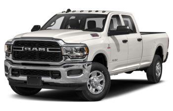 2019 RAM 2500 - Pearl White