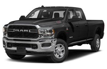 2021 RAM 2500 - Black