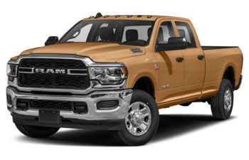 2021 RAM 2500 - Power Tan