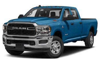 2020 RAM 2500 - Hydro Blue Pearl
