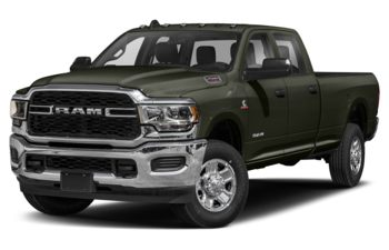 2020 RAM 2500 - Olive Green Pearl