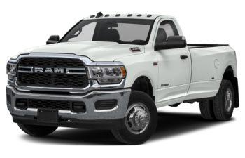 2020 RAM 3500 - Bright White