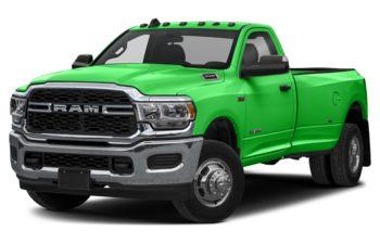 2020 RAM 3500 - Hills Green